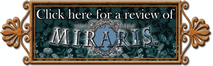 """""""Miraris is an easy to learn... and carries the feel of the world over well."""" - Board Gamer Blues"""