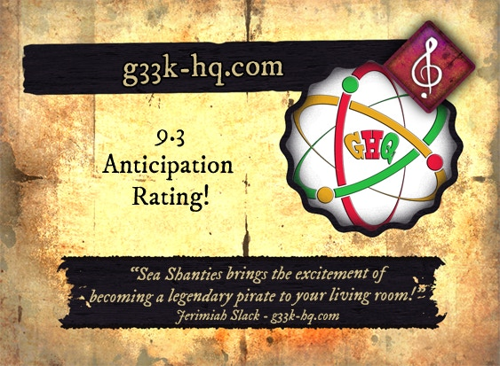 Anticipation Review by g33k-hq.com