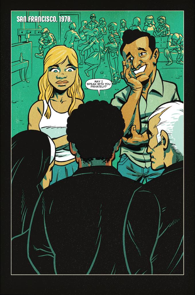 La Voz De MAYO #2, Page 5 (Barajas, Gonzo, Brice, Napier) *Not Final