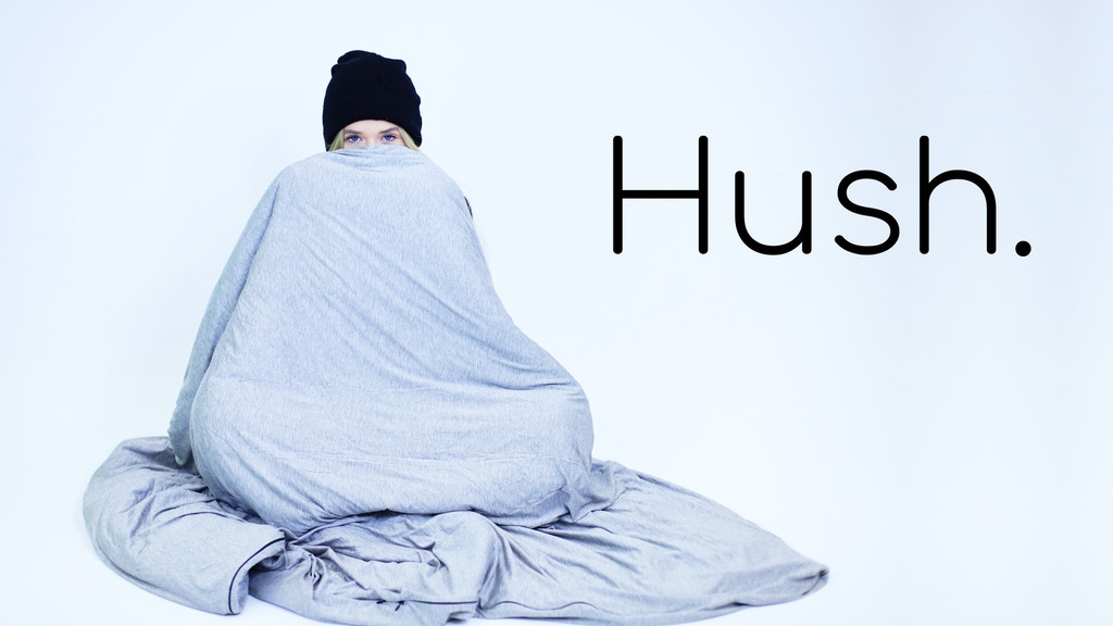 Hush Iced: The Awesome Cooling and Sleep-Inducing Blanket project video thumbnail