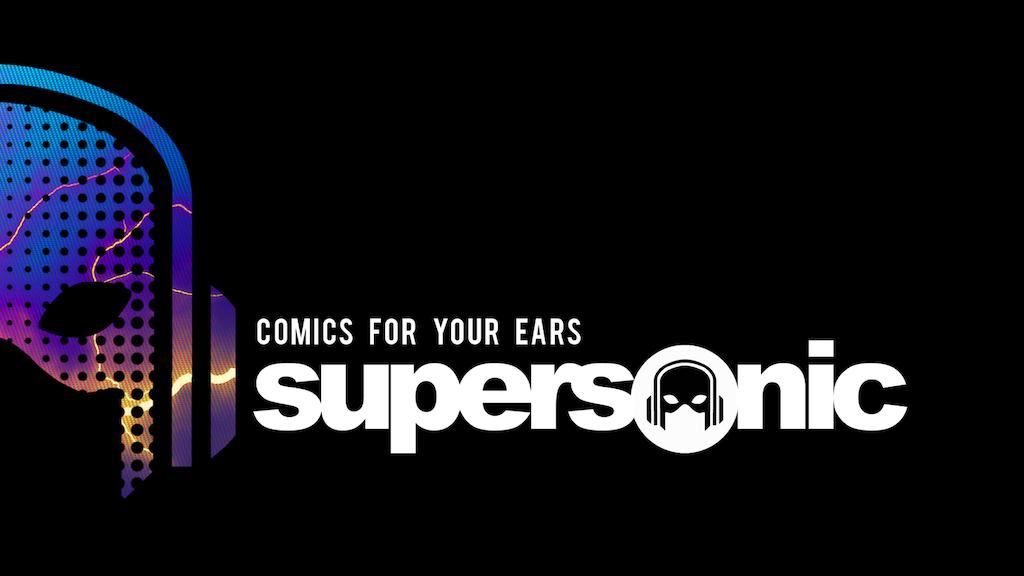 SUPERSONIC POD COMICS: Amazing Fiction Podcast Adventures project video thumbnail