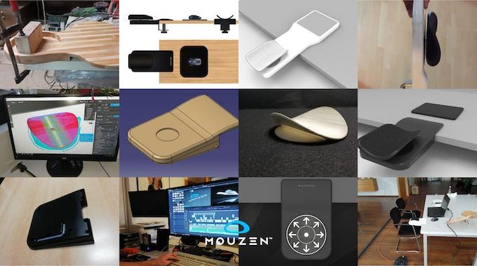 Evolution of Mouzen