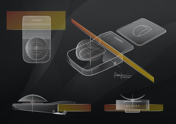 Benjamin Koren's final design