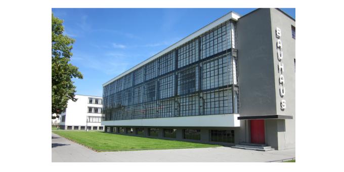 Bauhaus School - Source: Wikipedia