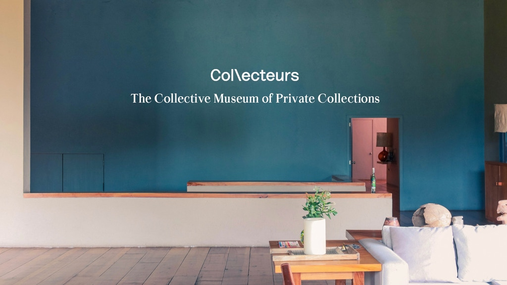 Collecteurs: The Digital Museum of the Future project video thumbnail
