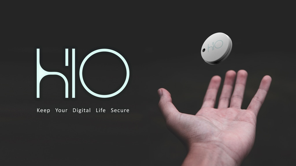 Hio key: keep your digital life secure project video thumbnail