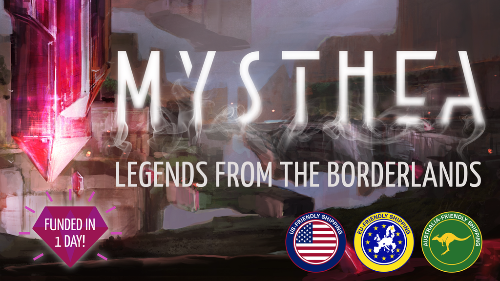 Mysthea: Legends From the Borderlands project video thumbnail