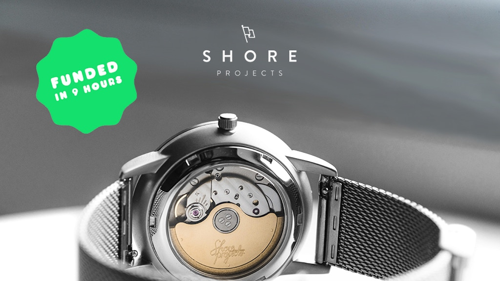 Shore Projects' Automatic Collection project video thumbnail