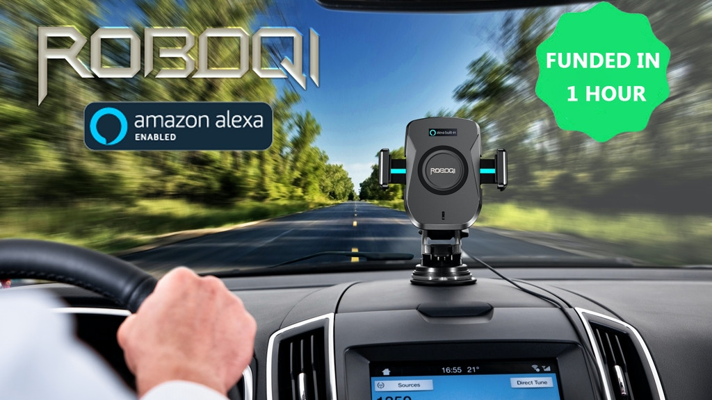 ROBOQI® 2.0 Alexa - The Ultimate IoT Car