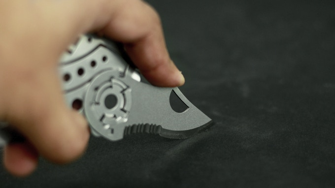 Hyper Thin Knife