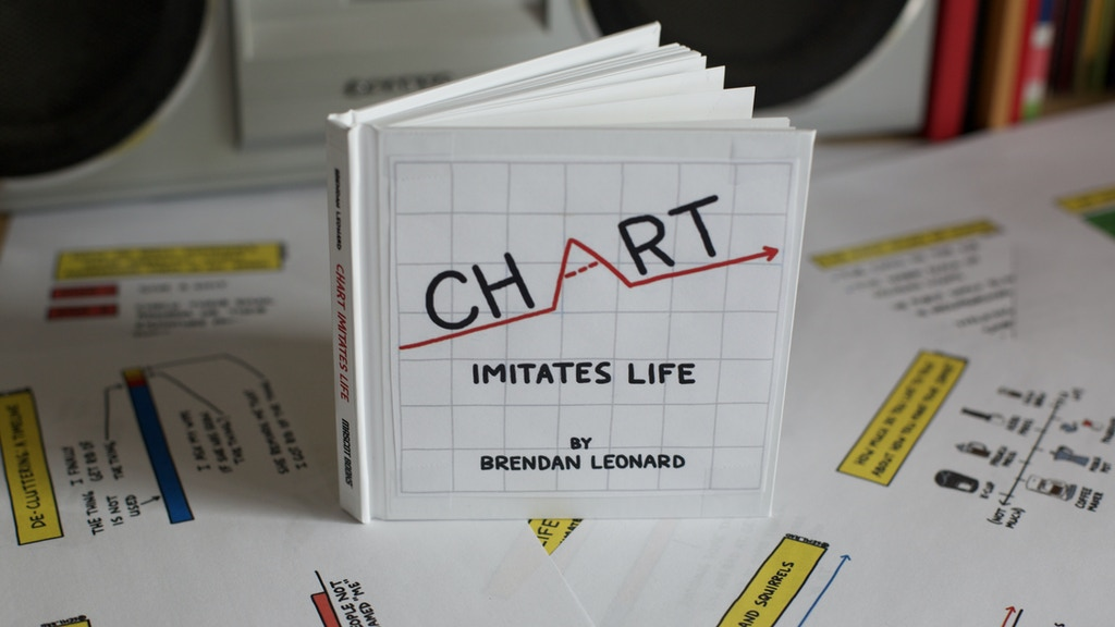 Chart Imitates Life: A Book of Semi-Rad Illustrations project video thumbnail