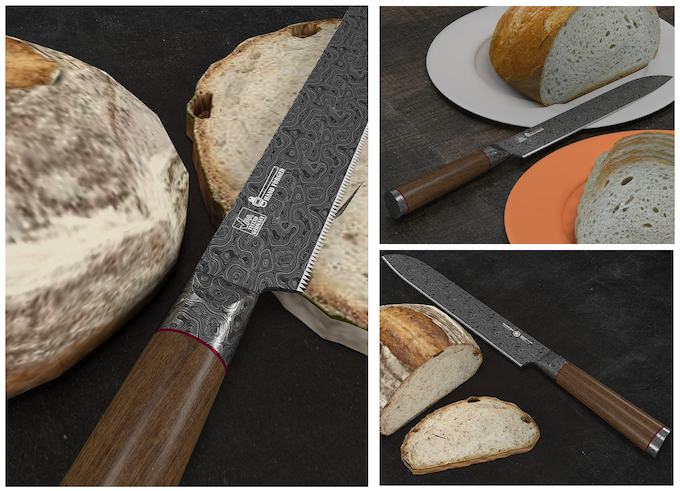 Arminius  Bread Knife