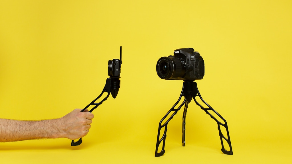 SwitchPod — The minimal, versatile, handheld tripod. project video thumbnail