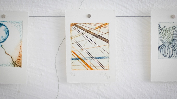 print by Conny Stempel