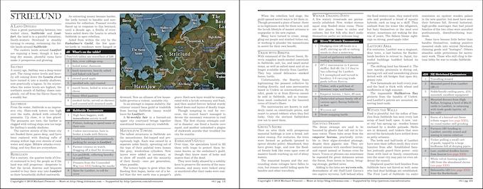 Trilemma Adventures Compendium by Michael Prescott — Kickstarter