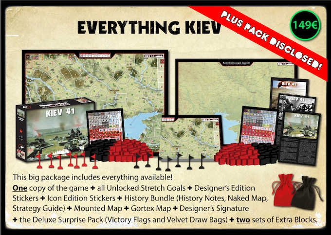 "Or get the ""Everything KIEV '41"" for the Ultimate in Satisfaction!"