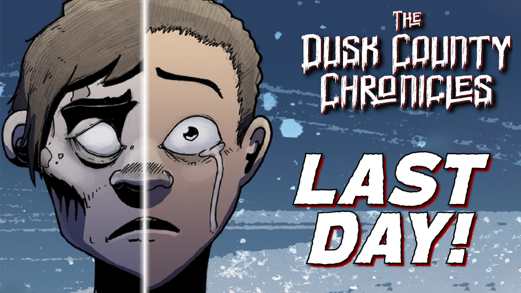The Dusk County Chronicles: A Horror-Parody Mini-Anthology project video thumbnail