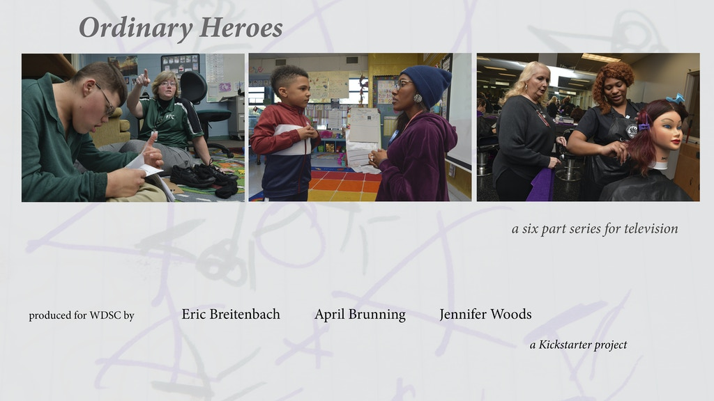 Ordinary Heroes project video thumbnail