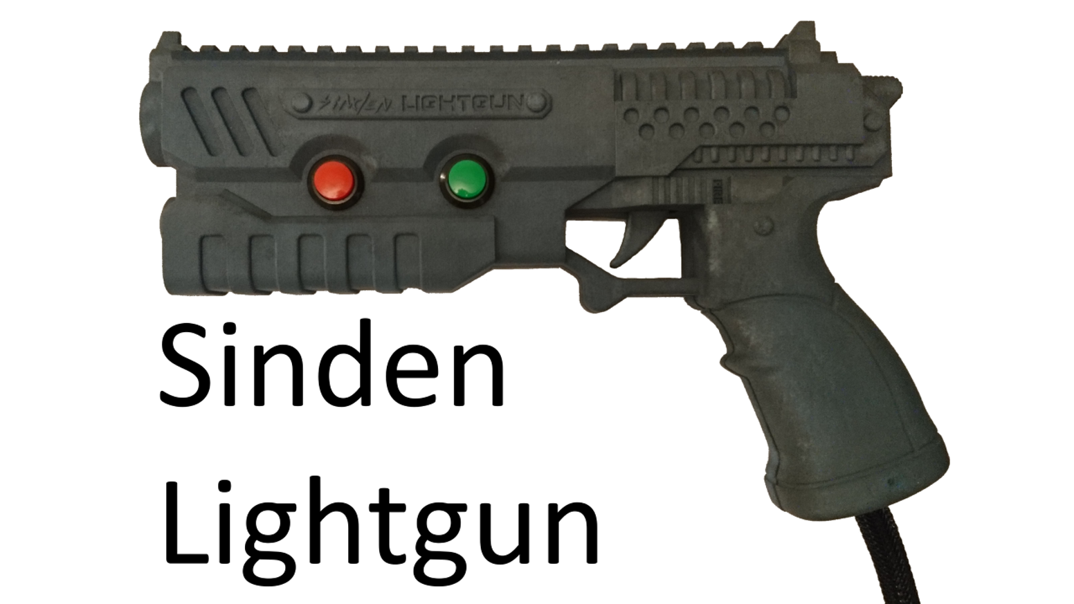The Sinden Lightgun by Sinden Technology — Kickstarter