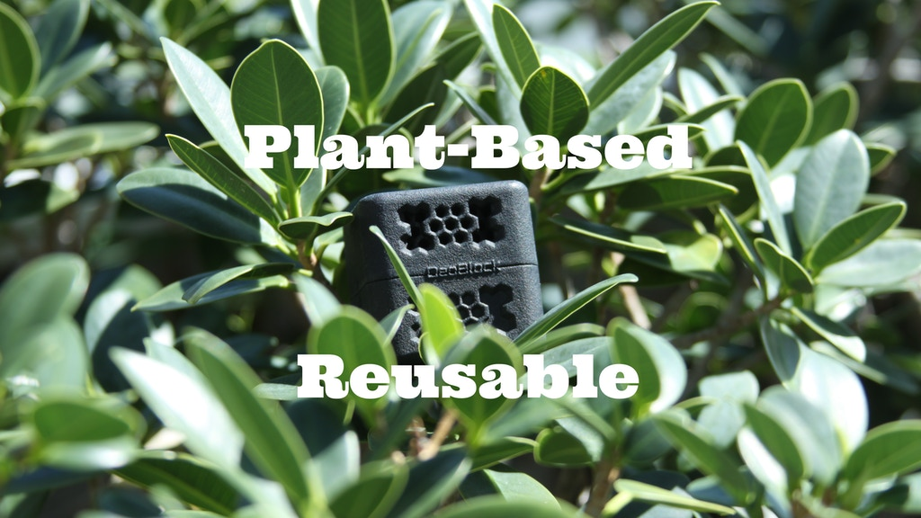 DeoBlock: Plant-Based Deodorizer project video thumbnail
