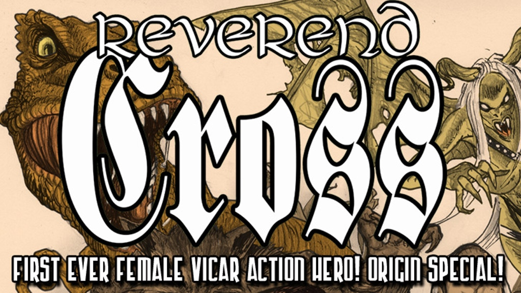 REVEREND CROSS - ORIGIN SPECIAL project video thumbnail
