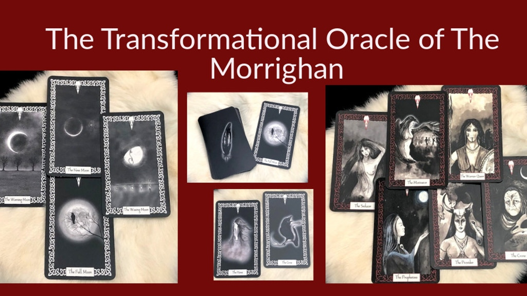 Project image for The Transformational Oracle of The Morrighan