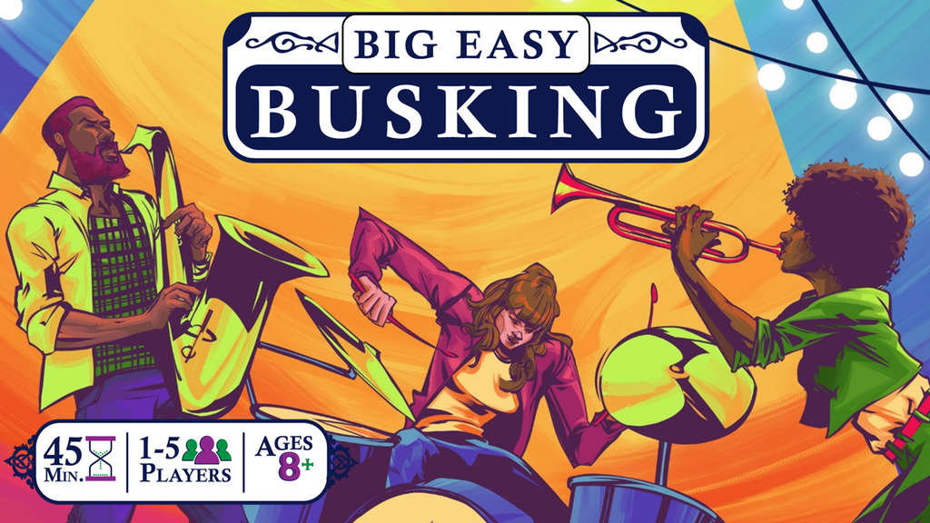 Big Easy Busking project video thumbnail