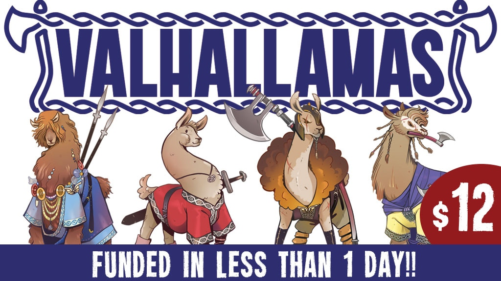 Valhallamas project video thumbnail