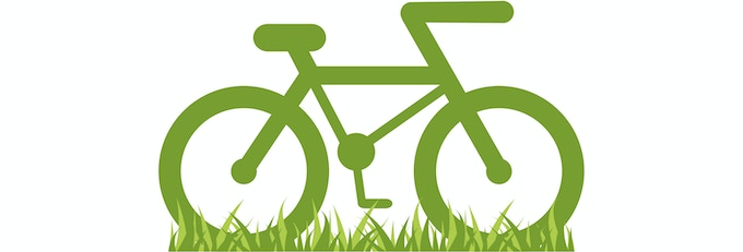 RIDE GREEN and save up to 90% oil consumption. Good for you, good for the environment.