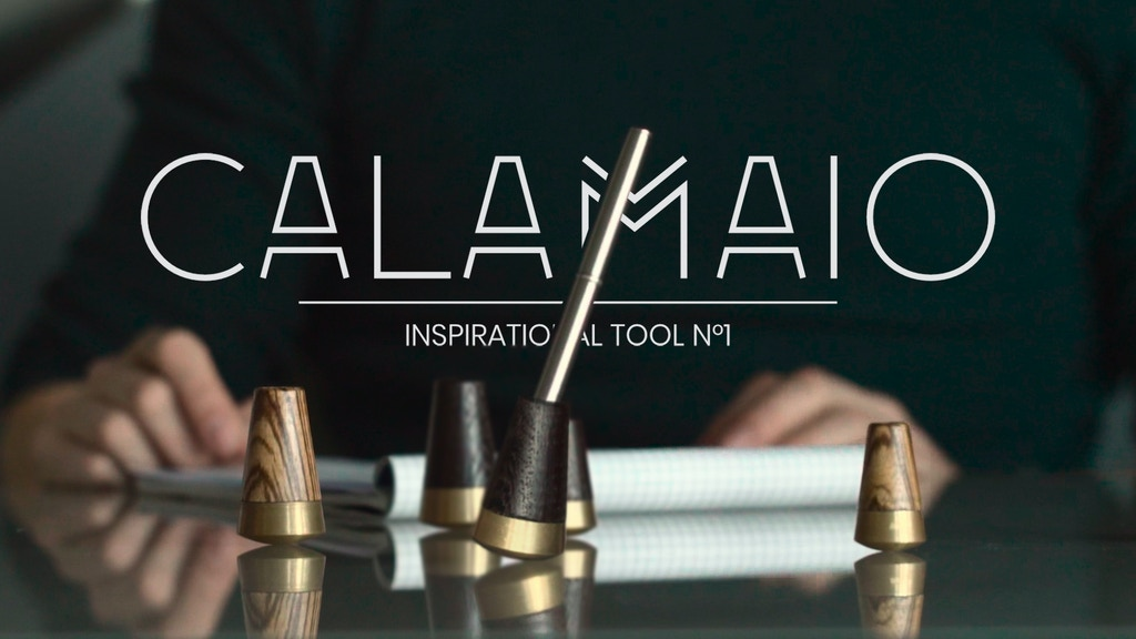 Calamaio, inspirational tool n°1 project video thumbnail