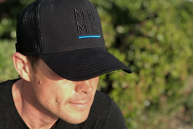 MNML GOLF CO || Trucker Hat