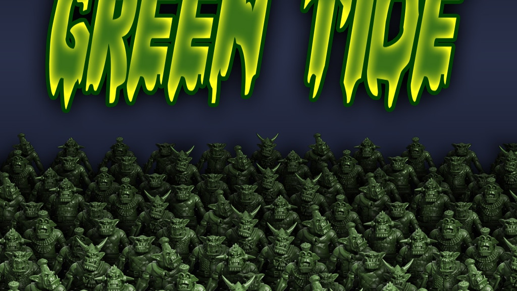 The Green Tide project video thumbnail