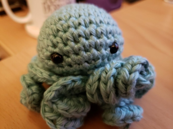 Example of a Tentacle Monster that could be yours