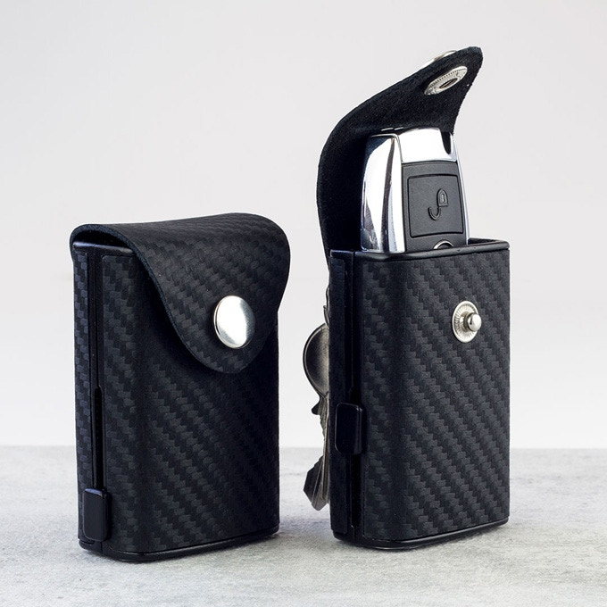 KeyBlock the next generation of car key case