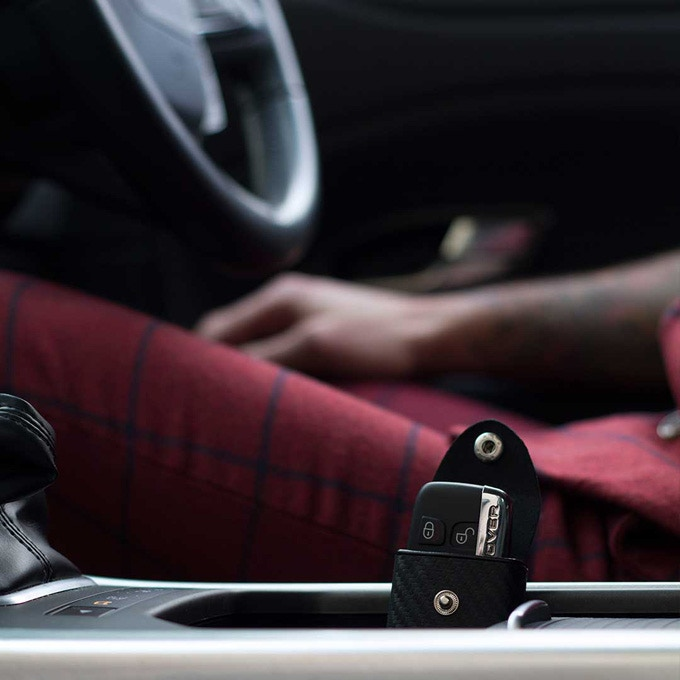 Car keys signal stays blocked until you need it