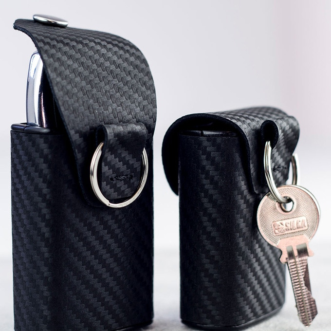 KeyBlock, a key fob holder that you can still use with your other keys