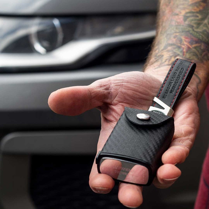 A car key case that keeps your fob in the best condition.