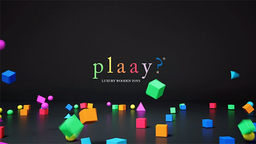 Plaay ? Luxury Wooden Toy business based in the UK. project video thumbnail