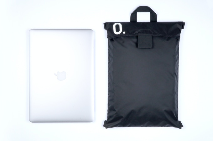 "15"" MacBook Pro & smallest pack Grand"