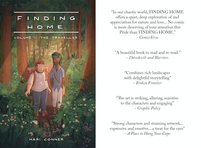 Praise for Finding Home & Volume 1