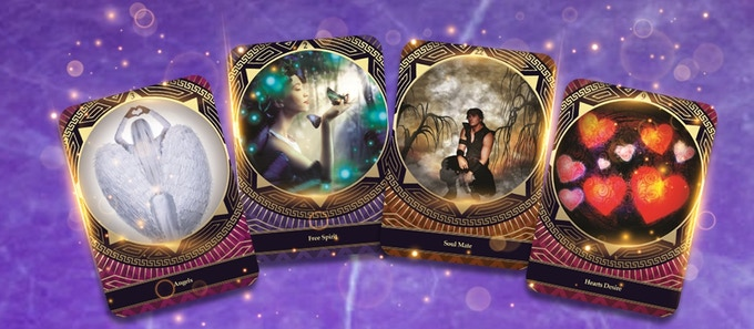 Some of the 6th Sense Connection Cards!