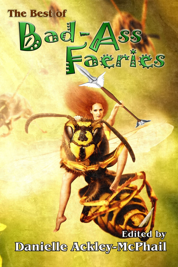 Thank you for helping us celebrate this award-winning series with an anthology highlighting the best in faerie fiction @BadAssFaeries