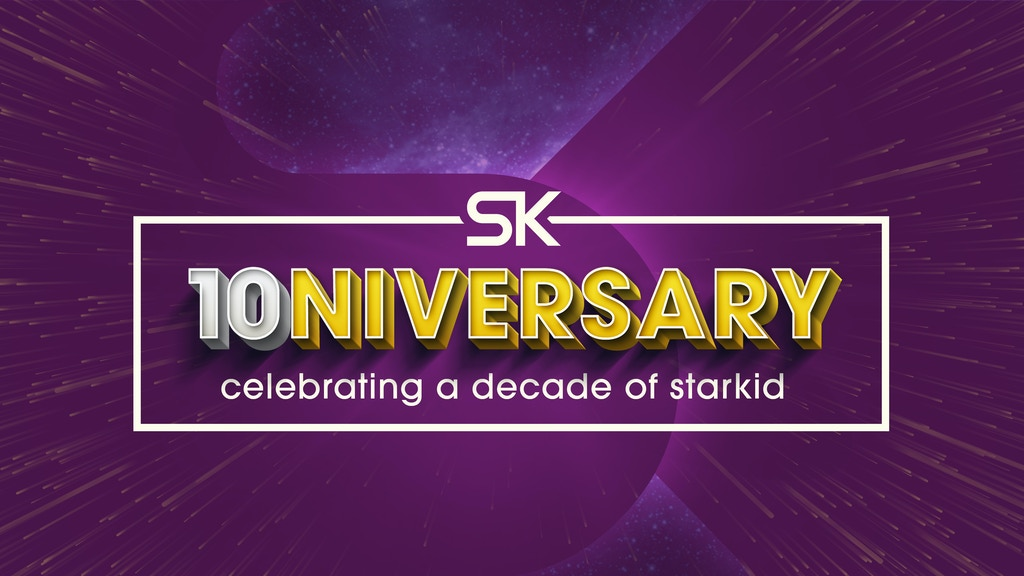 StarKid's 10niversary Celebration! project video thumbnail