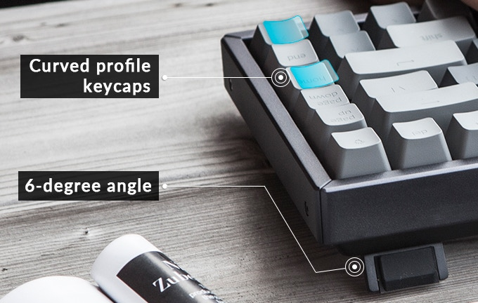 Keychron K2 - A Sleek, Compact Wireless Mechanical Keyboard by