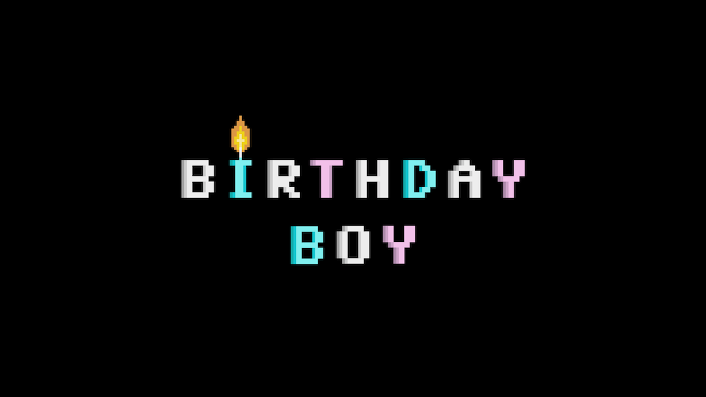 Birthday Boy project video thumbnail
