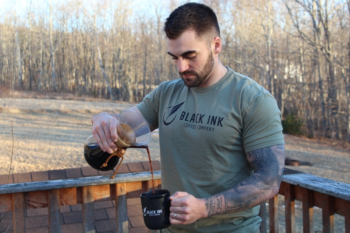 Veteran owned, fair trade, small batch coffee roastery located in Maine.