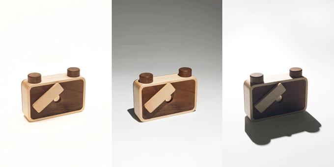 Ondu wooden pinhole camera. [iPhone X + LIT Flash]