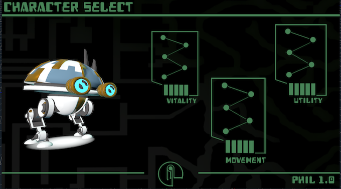 Character Select Screen (working POC)