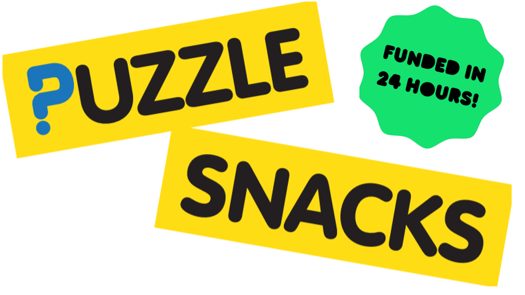 Puzzlesnacks project video thumbnail