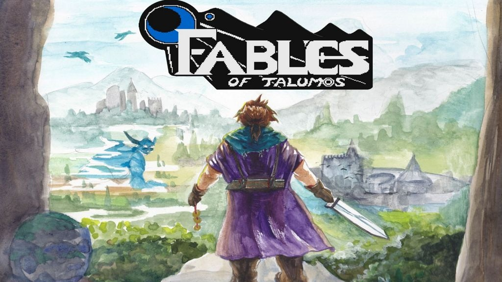 Fables of Talumos - A retro-style fantasy adventure game project video thumbnail